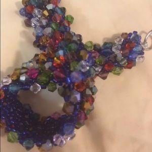 """""""Cobalt & Color"""" Bracelet"""